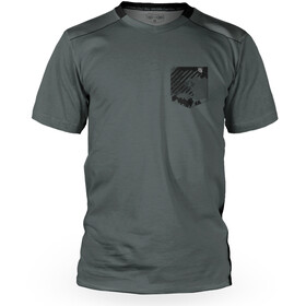 Loose Riders Vink SS Jersey Men, camo slate grey